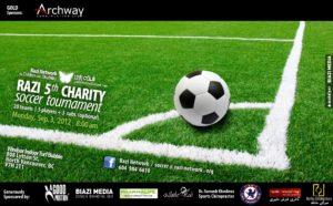 Razi Charity Soccer