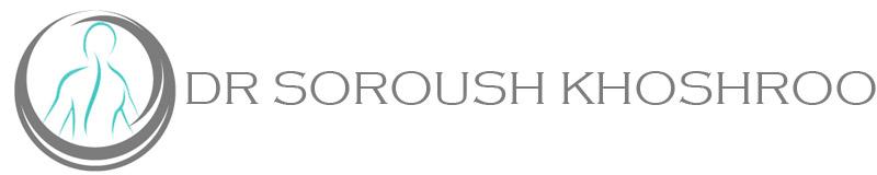 DR Soroush Khoshroo Chiropractor Logo