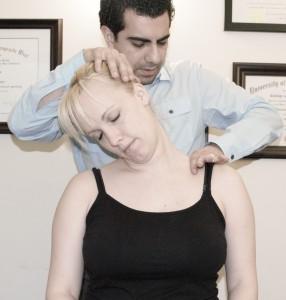 Active Release Technique - Upper Trapezius muscle - Pregnancy Issues