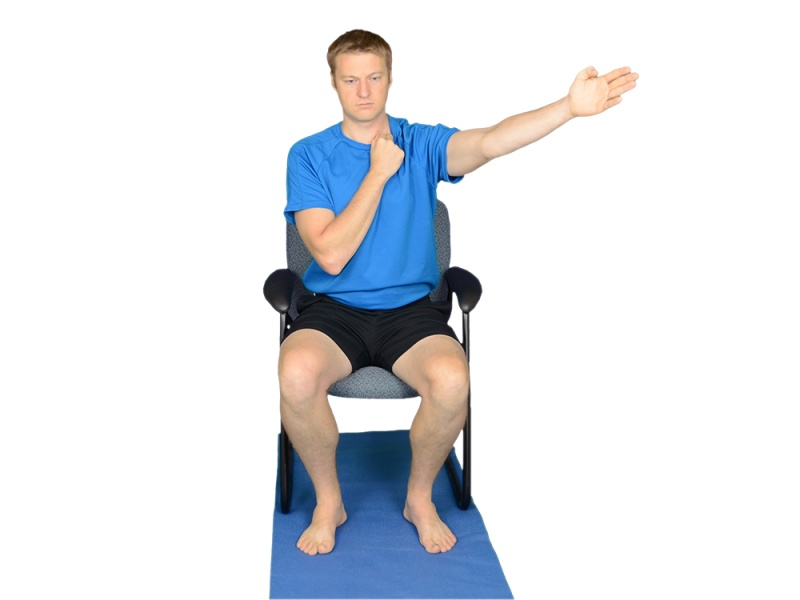The Shoulder (Part II): REHAB exercises & stretches for ...