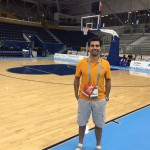 2015 Pan Am Games - Dr Soroush Khoshroo