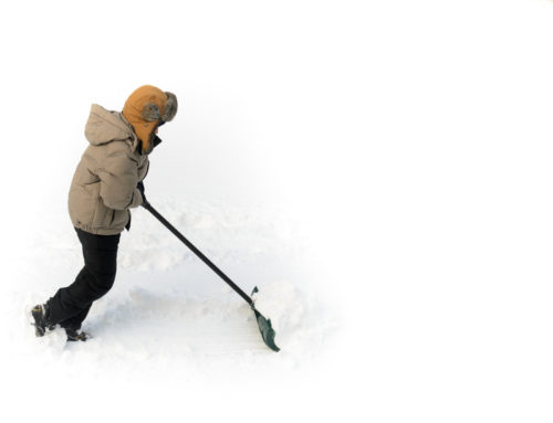 5 Tips to make shovelling snow safer and to avoid injuries